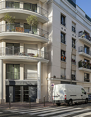 Appartement immobilier